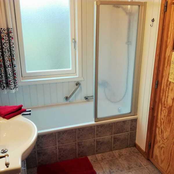 Badezimmer Haus Nora