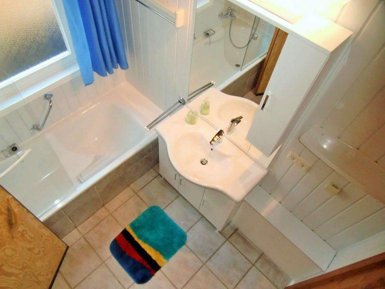 Badezimmer Haus Alissa