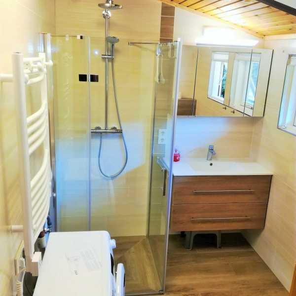 Badezimmer Haus Diana