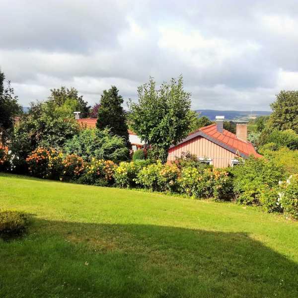 Garten Haus Diana