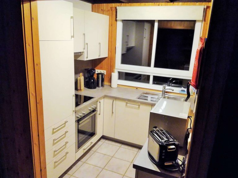 Haus Mara neue Küche