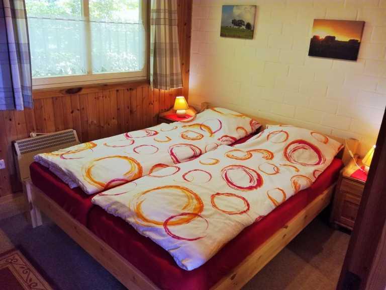 Schlafzimmer EG Haus Mara