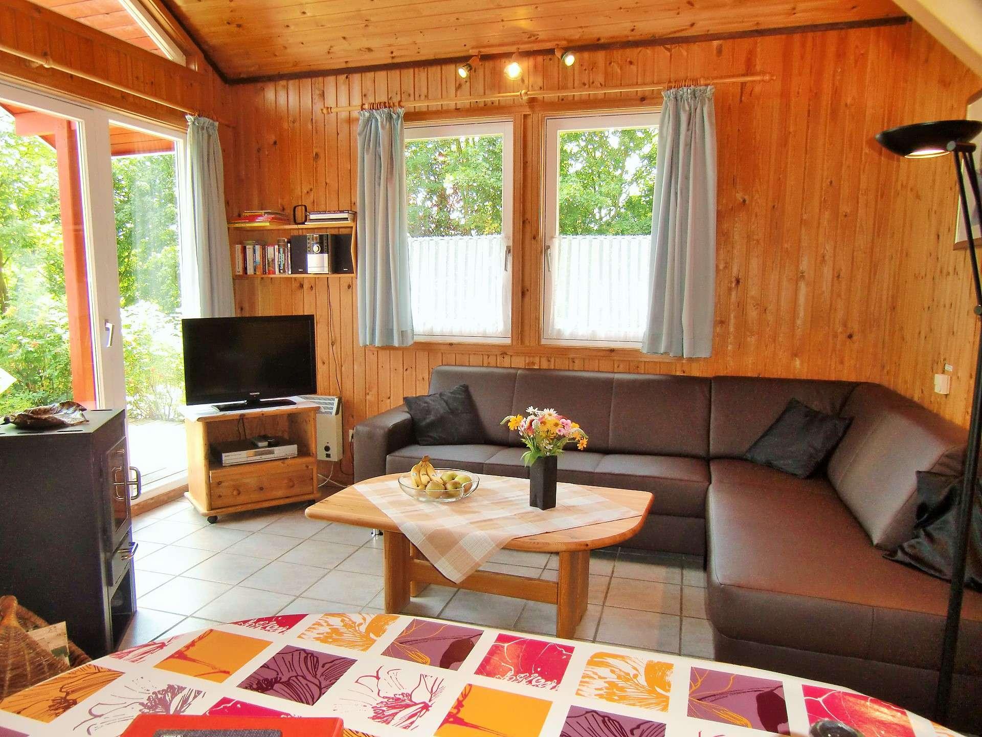 Ferienhaus Mara mit Sauna und Kamin / Ferienhäuser Marx / Extertal