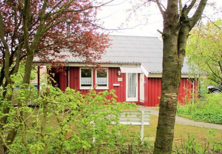 Ferienhaus Merle mit Sauna und Kamin