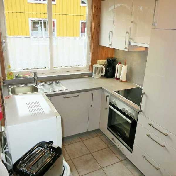 Ferienhaus Mia Küche