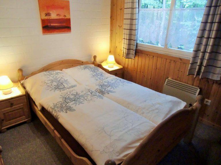 Schlafzimmer EG Haus Mia