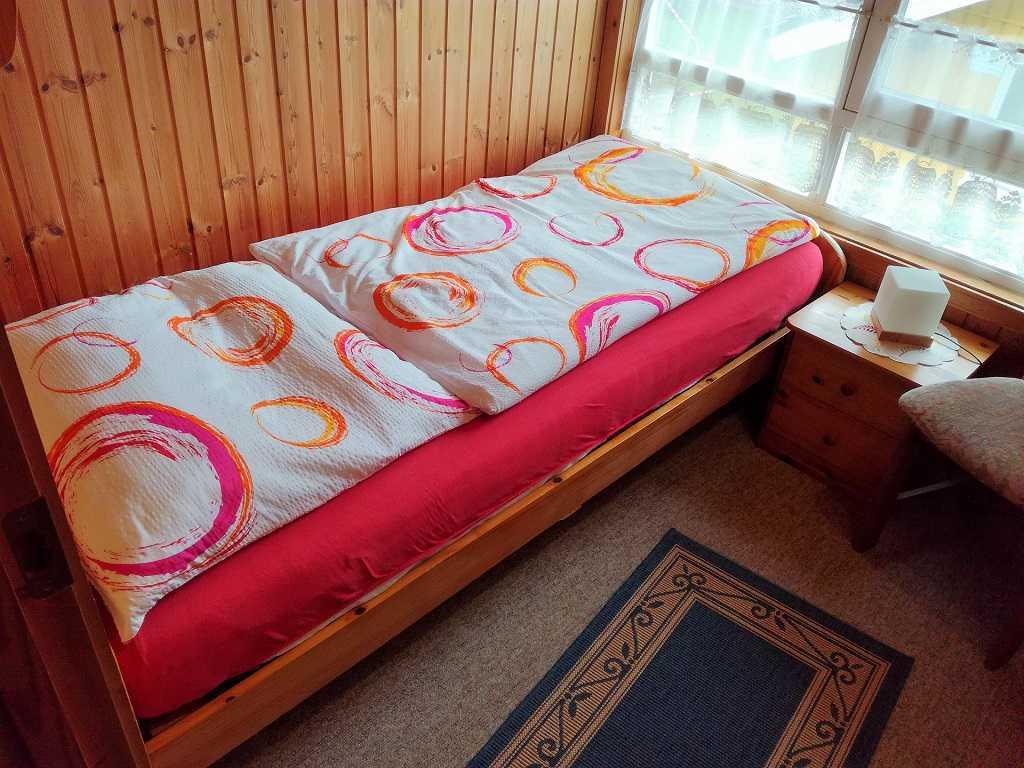 Ferienhaus Mia Schlafzimmer OG klein