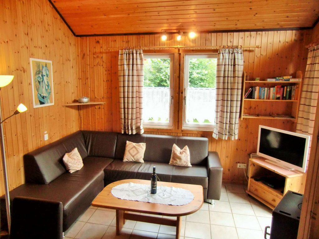 Ferienhaus Mia Wohnbereich