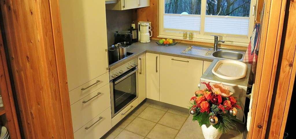 Haus Sophie neue Küche
