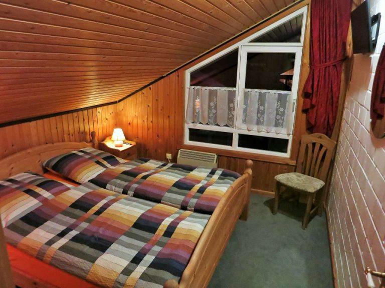 Ferienhaus Sophie Schlafzimmer OG