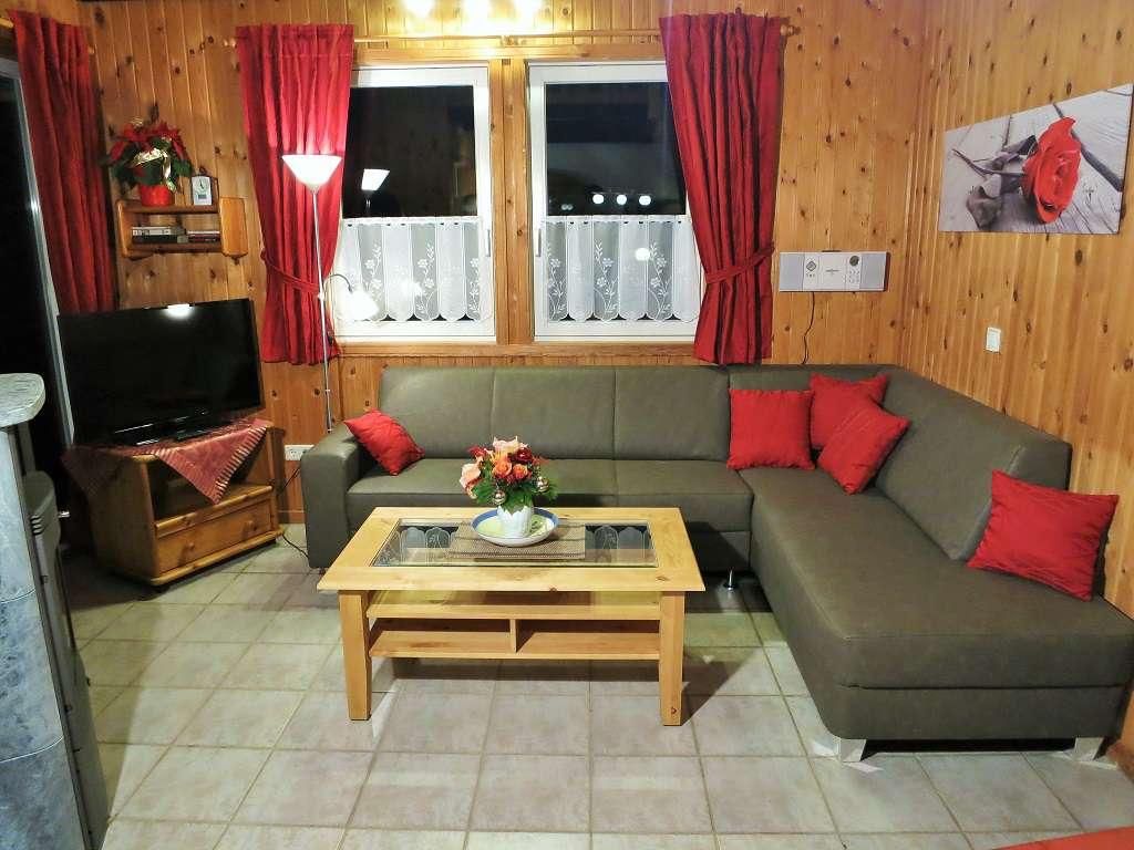 Ferienhaus Sophie (Luxus) Wohnbereich