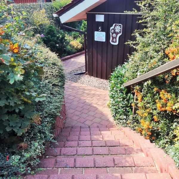 Treppen Zum Haus Diana