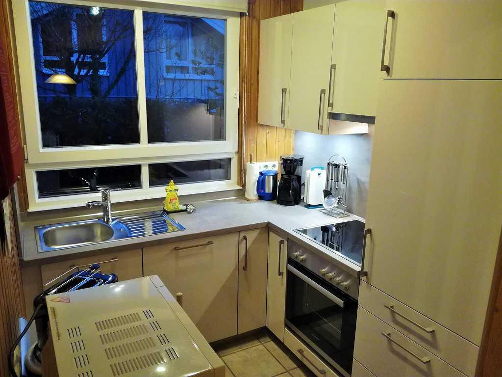 Küche Ferienhaus Lea