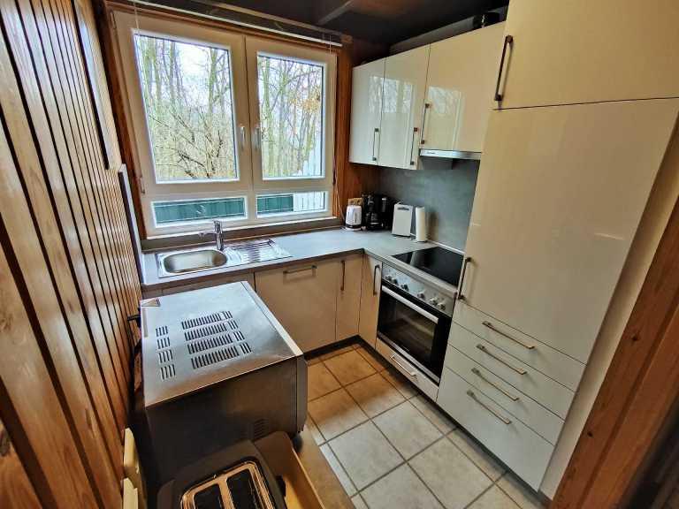 Haus Merle Küche