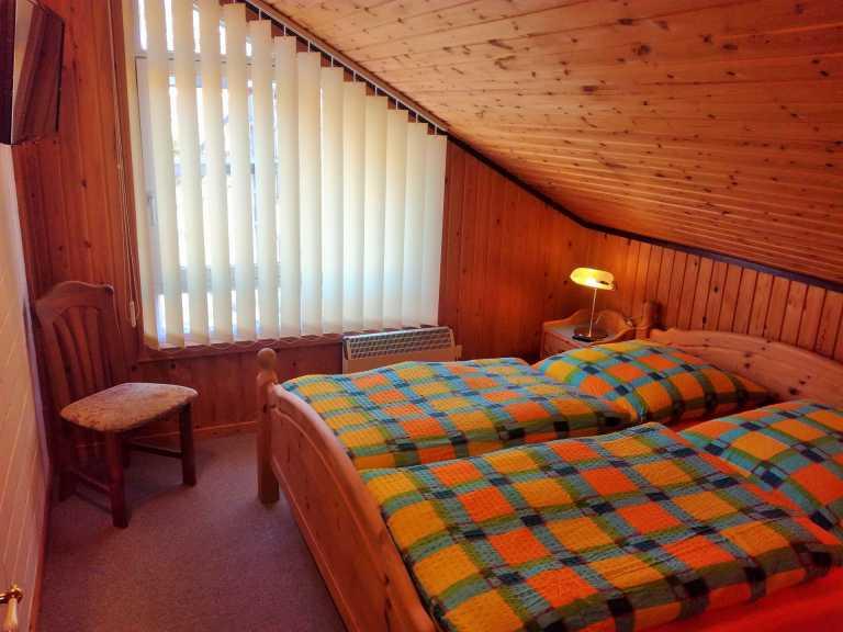 Schlafzimmer OG Haus Merle