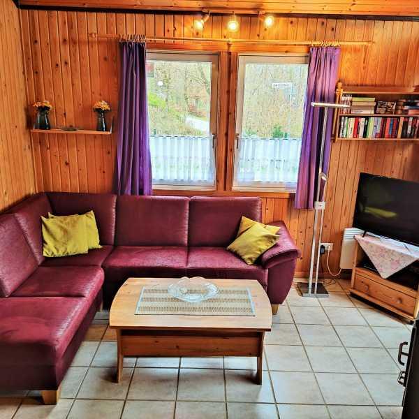 Wohnzimmer Haus Merle