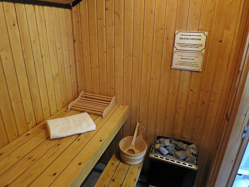 Sauna der FH Marx im Ferienpark Extertal