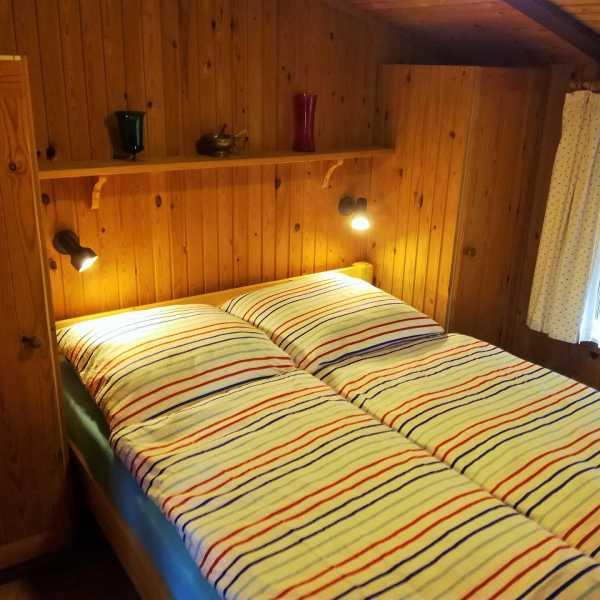 Schlafzimmer 1 Haus Diana
